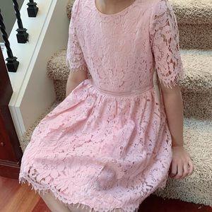 Ava and Yelly dress